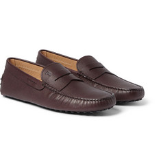 Tod's - Gommino Full-Grain Leather Driving Shoes