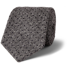 Gieves & Hawkes Pin-Dot Silk Tie