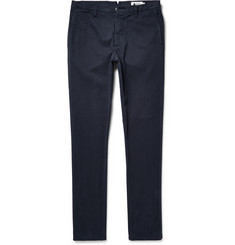 NN.07 Paulo 1005 Skinny-Fit Stretch Cotton-Twill Chinos