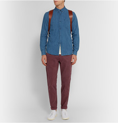 NN.07 Simon Slim-Fit Stretch-Cotton Chinos