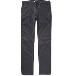 NN.07 Marco Slim-Fit Cotton-Twill Chinos