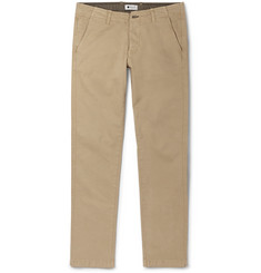 NN.07 Simon Slim-Fit Stretch Cotton-Twill Chinos