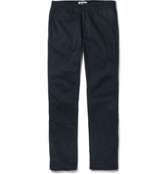 NN.07 Marco Slim-Fit Stretch-Cotton Chinos