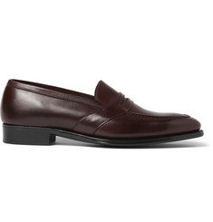 Kingsman + George Cleverley Leather Loafers