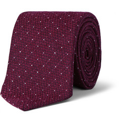 Turnbull & Asser Cashmere, Wool and Silk-Blend Tie