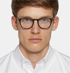 Persol Square-Frame Acetate Optical Glasses