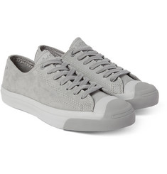 Converse - Jack Purcell Signature Nubuck Sneakers