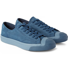 Converse Jack Purcell Nubuck Sneakers