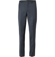 Paul Smith London Navy Slim-Fit Kensington Wool Suit Trousers