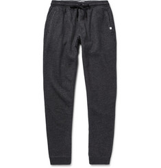Derek Rose Devon Fleece-Back Brushed-Cotton Jersey Sweatpants