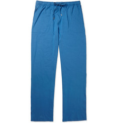 Derek Rose Basel Micromodal-Blend Lounge Trousers
