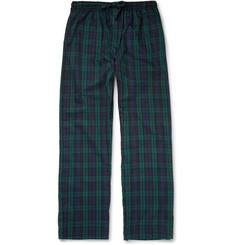 Derek Rose Ranga Brushed-Cotton Pyjama Trousers