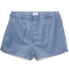 Derek Rose Dixie Floral-Print Cotton Boxer Shorts