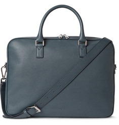 Mulberry Theo Grained-Leather Briefcase