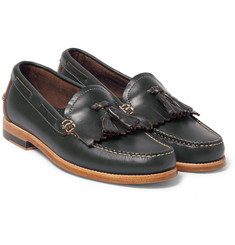 Bass Weejuns Leyton Tasselled Leather Loafers