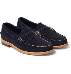 Bass Weejuns - Larson Suede Penny Loafers