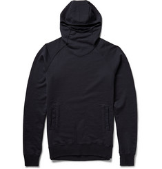 Tomas Maier Brushed-Cotton Hoodie