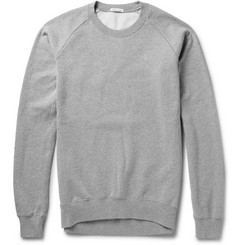 Tomas Maier Fleece-Backed Cotton-Jersey Sweatshirt