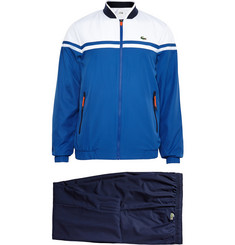 Lacoste Tennis Colour-Block Shell Tracksuit
