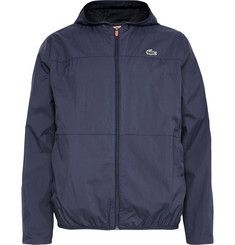 Lacoste Tennis Hooded Shell Jacket