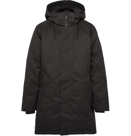 Canada Goose coats replica discounts - Canada Goose - Barrett Coated Shell Down Coat
