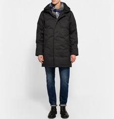 Canada Goose Barrett Coated Shell Down Coat