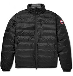 Canada Goose Lodge Packaway Down-Filled Quilted Shell Jacket