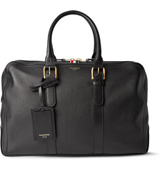 Thom Browne Grained-Leather Briefcase