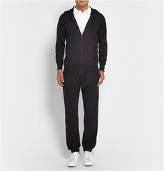 John Smedley Cashmere and Silk-Blend Sweatpants