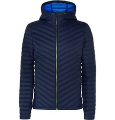 Kjus - Blackcomb Hooded Shell Down Ski Jacket