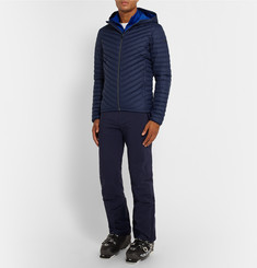 Kjus Blackcomb Hooded Shell Down Ski Jacket