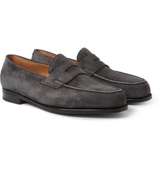John Lobb - Lopez Leather Penny Loafers