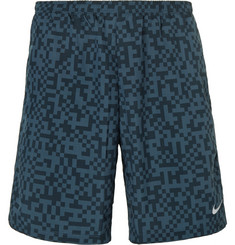 Nike Running Dri-FIT Printed Distance Shorts