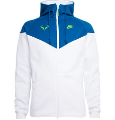 Nike Tennis Premier Rafa Panelled Tech-Fleece Jacket