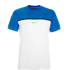 Nike Tennis Challenger Premier Rafa Perforated Dri-FIT T-Shirt