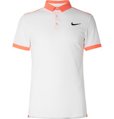 Nike Tennis Advantage Premier RF Dri-FIT Piqué Polo Shirt