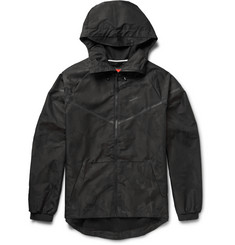 Nike Tech Windrunner Camouflage-Print Hooded Shell Jacket