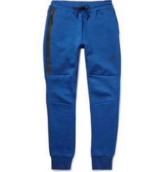Nike Tech Fleece Cotton-Blend Jersey Sweatpants