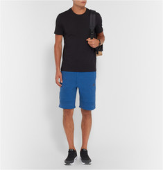 Nike Slim-Fit Cotton-Blend Tech-Fleece Shorts