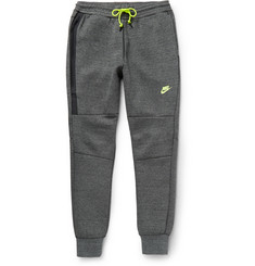 Nike NSW Cotton-Blend Fleece Sweatpants