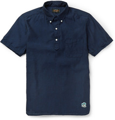Beams Plus Linen-Blend Shirt