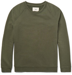 Folk Loopback Cotton-Jersey Sweatshirt