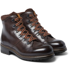 O'Keeffe Austin Leather Boots