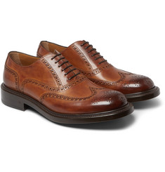 O'Keeffe - Felix Bravo Brandy Leather Brogues