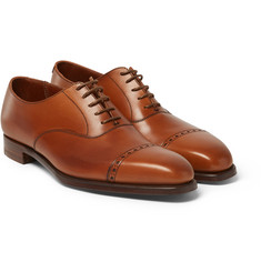 George Cleverley - Charles Leather Oxford Shoes