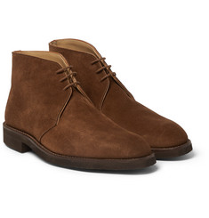 George Cleverley - Suede Chukka Boots