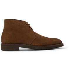George Cleverley Suede Chukka Boots