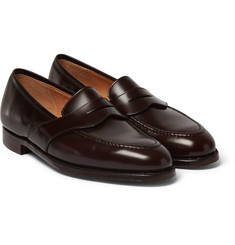 George Cleverley - Bradley Leather Penny Loafers