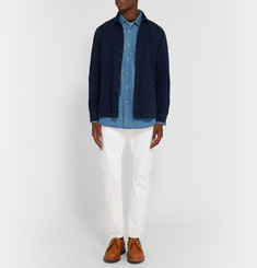 Club Monaco Slim-Fit Denim Shirt
