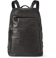 Álvaro Agape Washed Leather Backpack